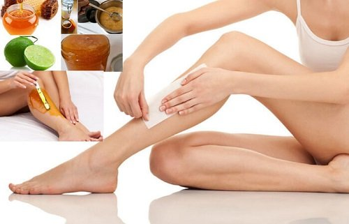 Cách triệt lông chân vĩnh viễn bằng liệu pháp tự nhiên an toàn tại nhà bạn