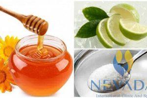 Tẩy lông nách bằng mật ong chỉ cần tạo hỗn hợp wax dễ làm tại nhà