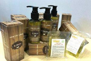 Kem tẩy lông Eskin có tốt không? | Review kem tẩy lông eskin spa