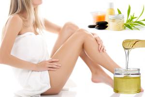 Tẩy lông tay chân bằng phương pháp tự nhiên – Hướng dẫn chi tiết