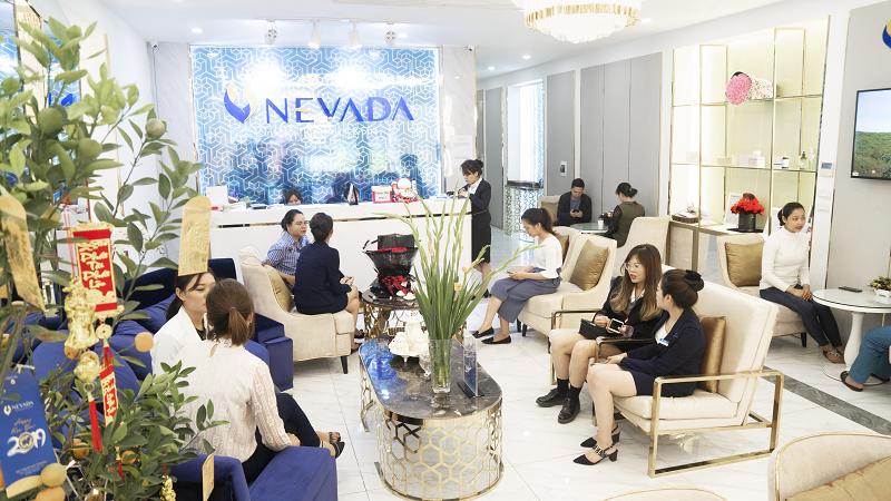 Thẩm mỹ viện quốc tế Nevada – Nơi làm đẹp lý tưởng của phái đẹp và các sao Việt