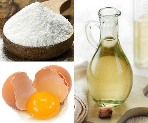 triệt lông nách bằng trứng gà, tẩy lông nách bằng trứng gà, cách tẩy lông nách bằng trứng gà