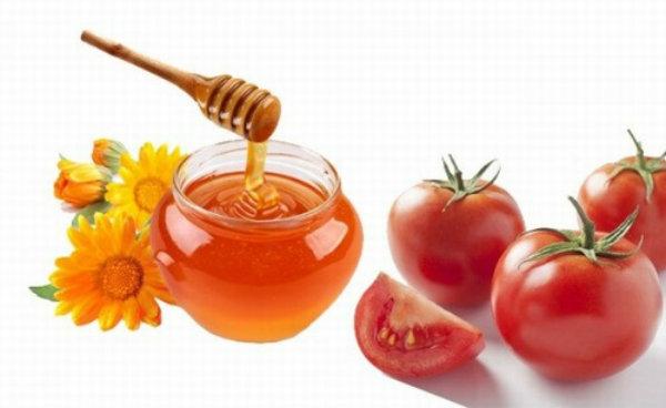 tẩy lông mặt bằng cà chua, cách tẩy lông mặt bằng cà chua, mẹo hay tẩy bay lông mặt