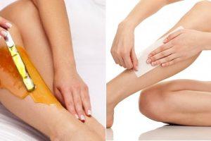 Wax lông chân không mọc lại không đau nếu bạn ghi nhớ các bước sau