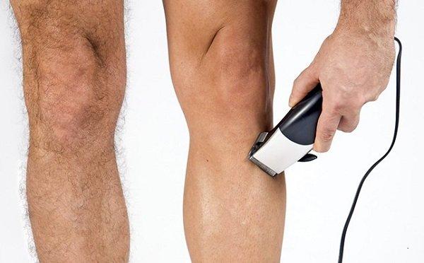 Có nên triệt lông chân vĩnh viễn cho nam giới bằng CN Nano Light