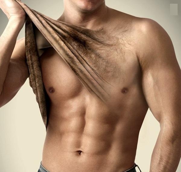 Triệt lông cho nam giới CN Nano Light thổi bay 99% lông sau 15 phút