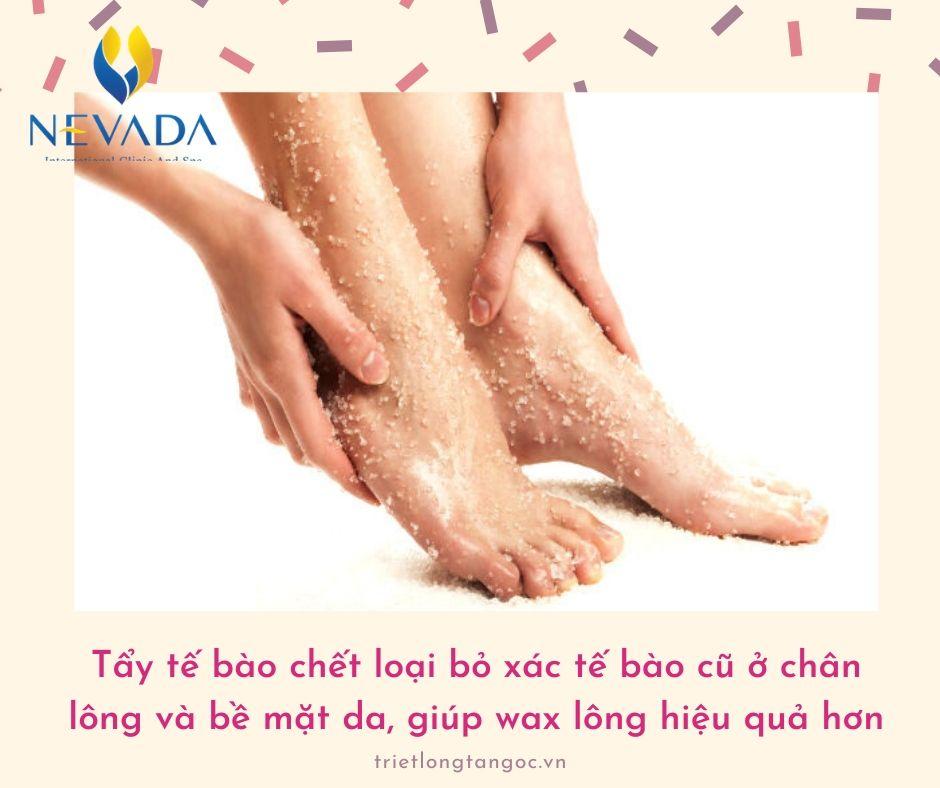 có nên wax lông chân, wax lông chân, wax lông chân có mọc lại không, cách wax lông chân,was lông, was lông chân