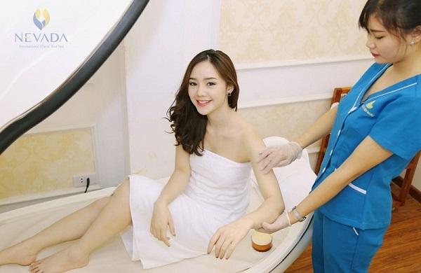 Tẩy lông chân vĩnh viễn ở Hà Nội