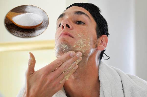 Cách triệt râu cho nam tại nhà