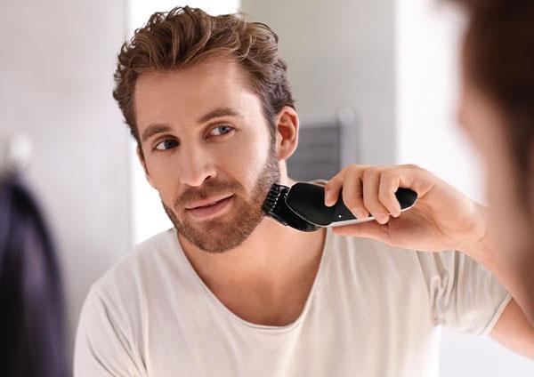 Triệt râu tại nhà bằng phương pháp cạo