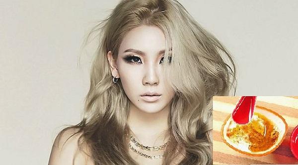 cách triệt lông nách của sao Hàn