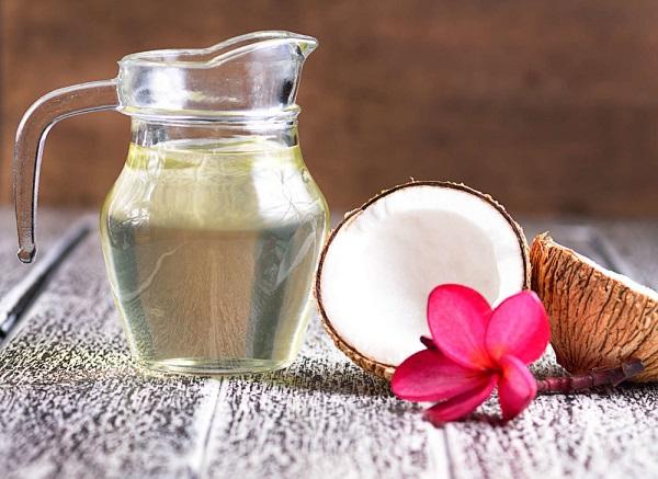 Wax lông bằng dầu dừa