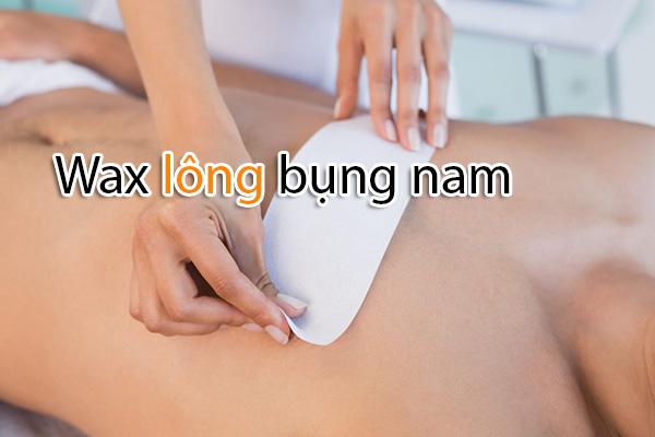 Có nên Wax lông bụng nam hay không? Phương pháp triệt lông bụng nam nào tốt nhất?