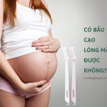 Có bầu cạo lông mặt được không, cạo lông mặt khi có bầu có có ảnh hưởng gì đến thai nhi không