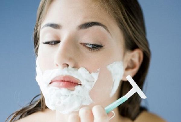 Lỡ cạo lông mặt phải làm sao? Bật mí cách khắc phục ăn ngay tại nhà