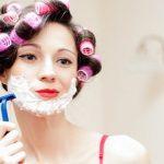 Mới cạo lông mặt xong nên làm gì cho chuẩn?