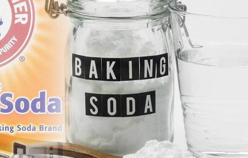 Cách tẩy ria mép bằng baking soda được các chị em khen hết lời
