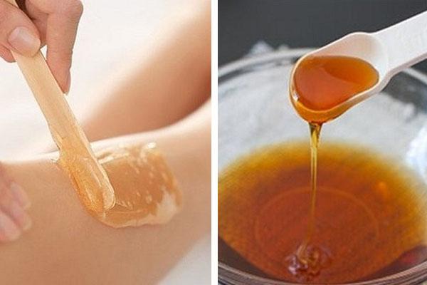 Triệt lông dễ dàng với cách tẩy lông chân tại nhà bằng nước đường