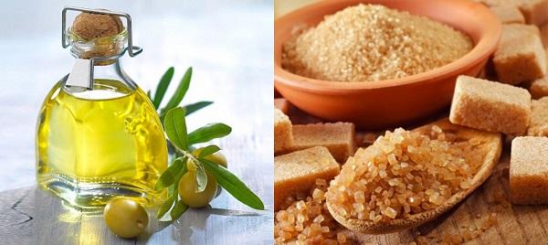 cách tẩy lông bằng dầu oliu, tẩy lông bằng dầu oliu, triệt lông bằng dầu oliu