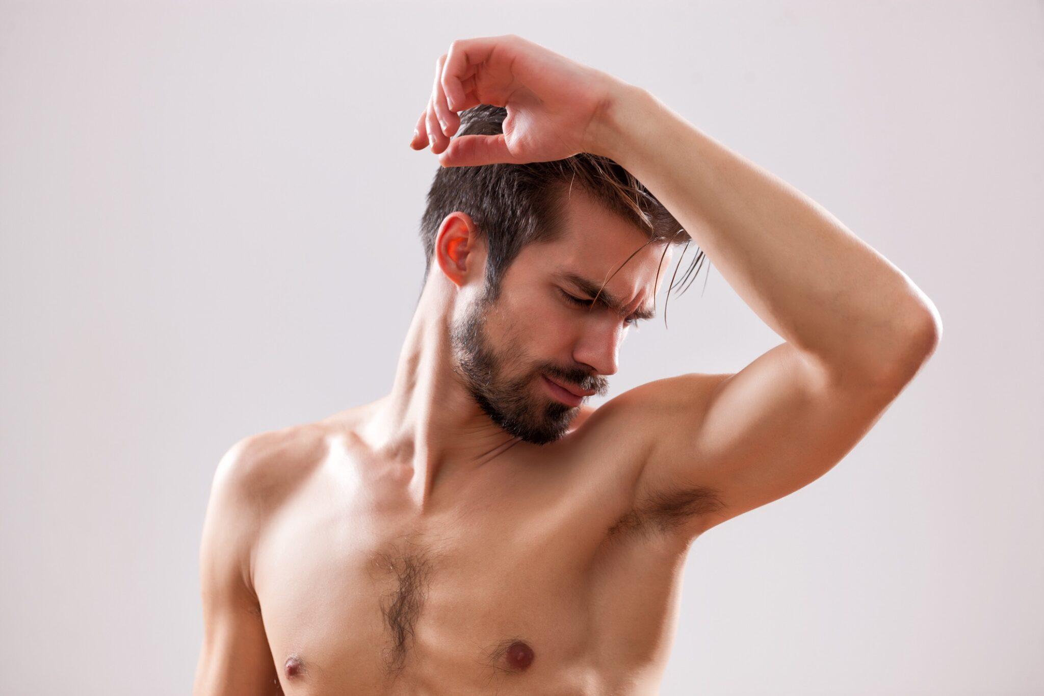Nam giới có nên tẩy lông nách không? Và đây là lời giải đáp đúng đắn nhất