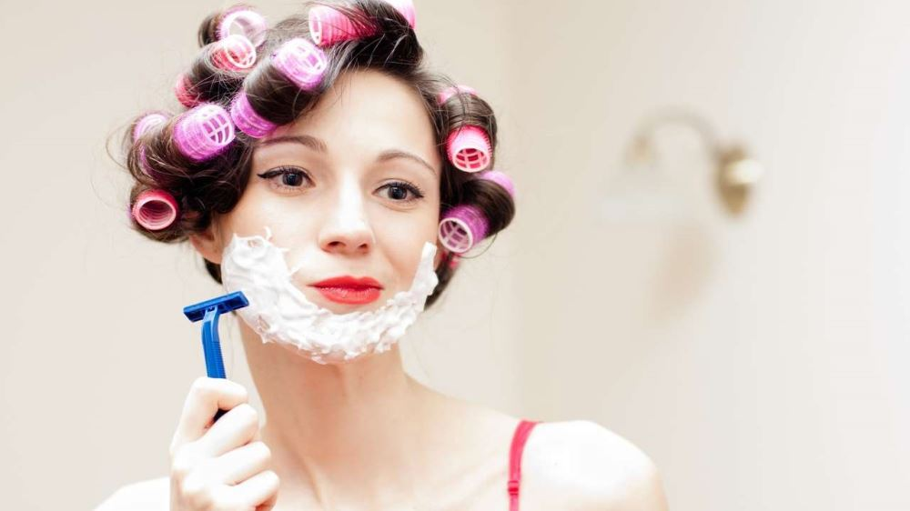 Ngỡ ngàng với nguyên nhân tại sao lông mặt mọc nhiều bấy lâu bạn không hay biết