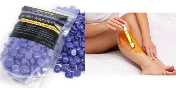Sử dụng sáp wax lông nóng dạng hạt và những mối nguy hiểm tiềm tàng