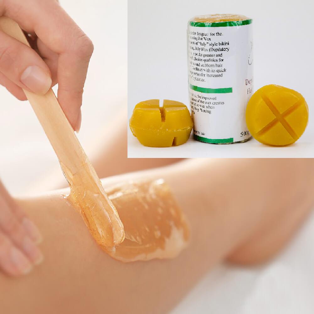 Sử dụng sáp wax lông nóng không cần giấy có thật sự an toàn và hiệu quả?