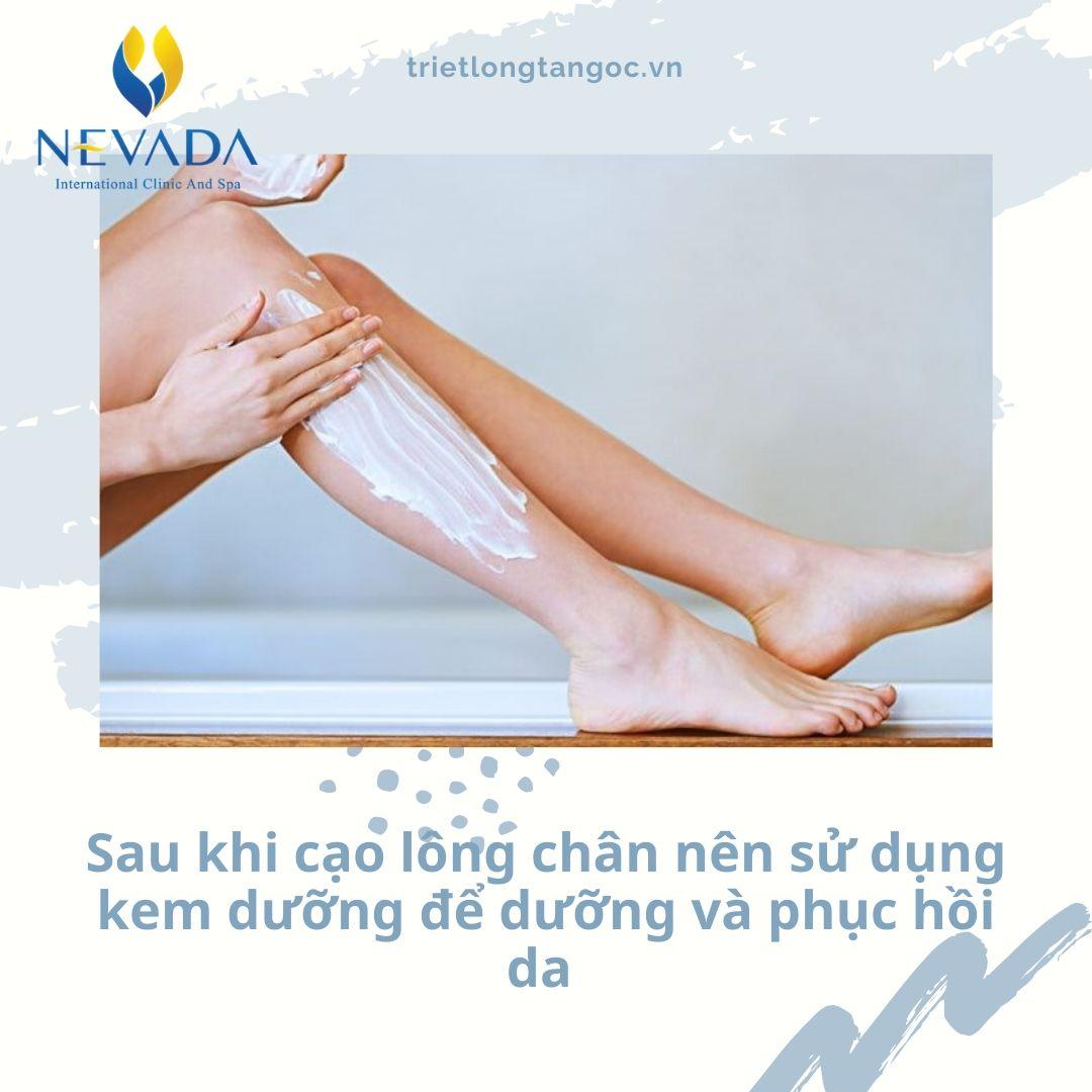 Lý do không nên cạo lông chân, lỡ cạo lông chân phải làm sao, cạo lông chân bị ngứa phải làm sao, cạo lông chân phải làm sao
