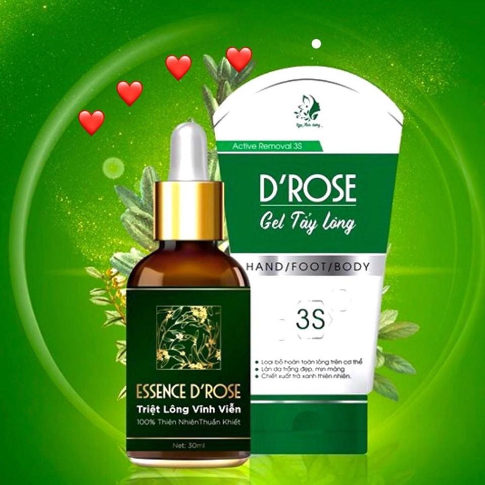 D'rose gel tẩy lông có tốt không? Kem tẩy lông D'rose review từ người dùng