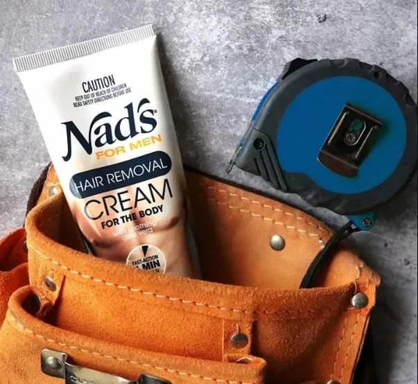Kem tẩy lông cho nam Nad's For Men, Kem tẩy lông Nad's For Men , Kem tẩy lông cho nam Nad's For Men có tốt không, Nad's For Men