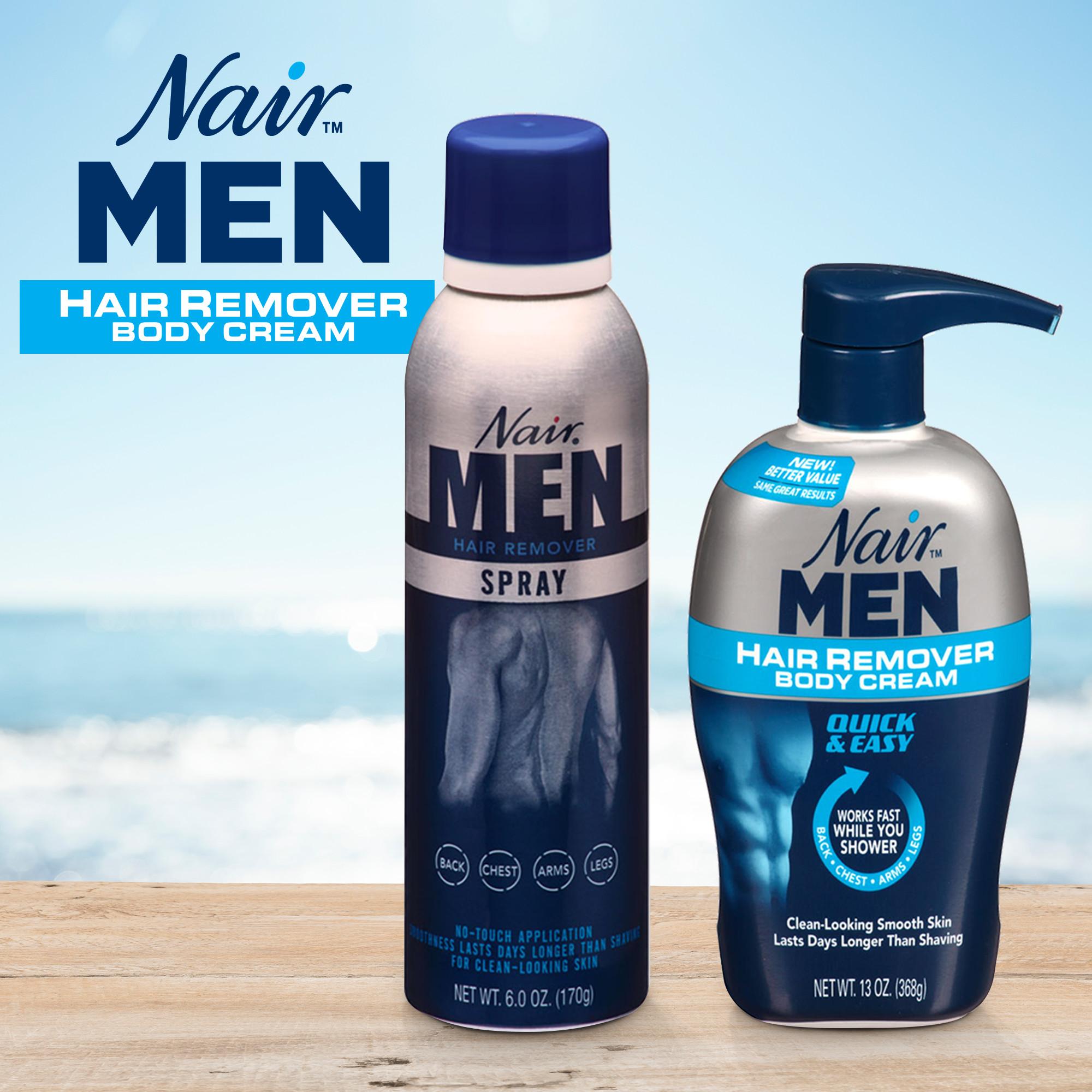 Kem tẩy lông Nair cho nam có tốt không? Chuyên gia nói gì về kem tẩy lông Nair cho nam?