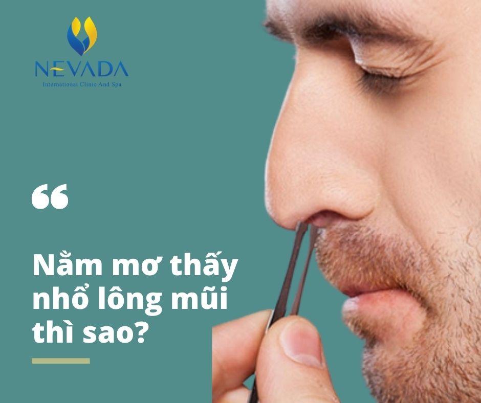 Nằm mơ thấy nhổ lông mũi thì sao? Lý giải từ chuyên gia khiến ai cũng ngỡ ngàng